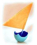 Eggshell Ship