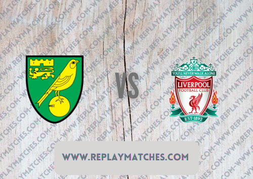 Norwich City vs Liverpool -Highlights 14 August 2021