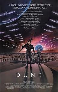 Dune - affiche du film
