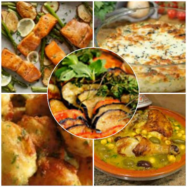 وصفات سهلة وسريعة للعشاء الجزء 2