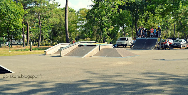 Skatepark Hourtin
