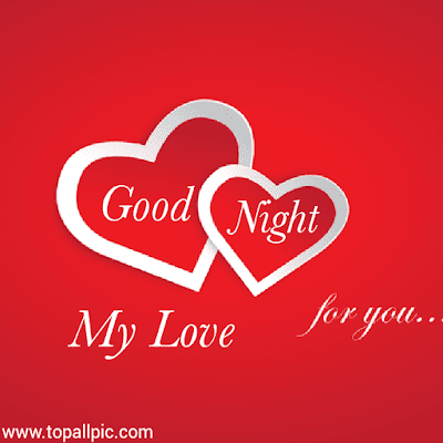 sweet good night images for her love