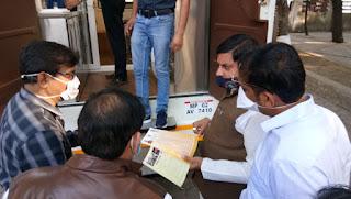 """""""मिलावट से मुक्ति अभियान"""" मंत्री डॉ.यादव ने संभागीय चलित खाद्य प्रयोगशाला को हरी झंडी दिखाकर रवाना किया"""