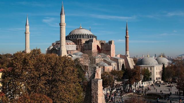viagem istambul turquia