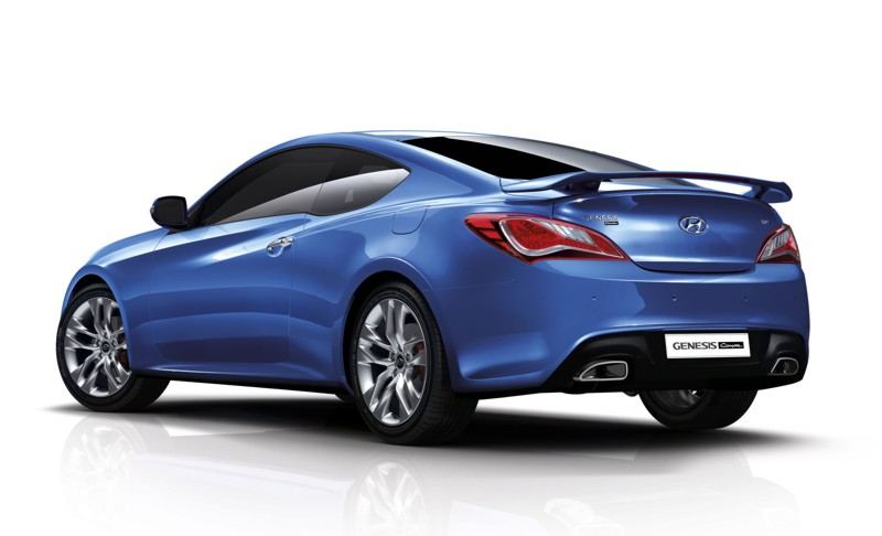 hari launches 2013 hyundai genesis coupe philippine car news car reviews automotive features. Black Bedroom Furniture Sets. Home Design Ideas