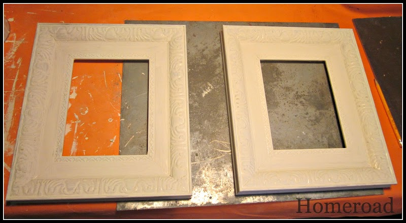 A New Life For Old Frames