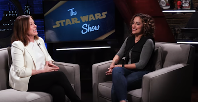 kathleen kennedy star wars show