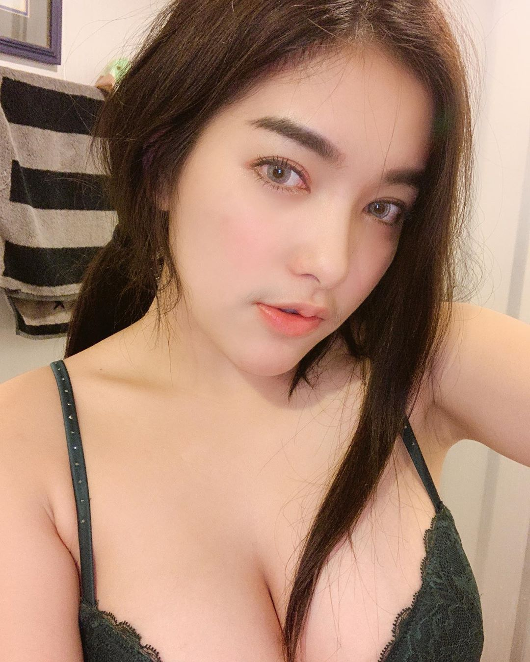 Foto Nenen Seksi Paling Hot Milik Cewek Korea
