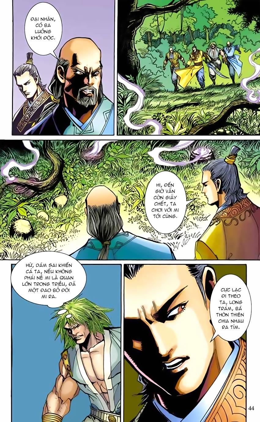 Bạch Phát Quỷ chap 6 - Trang 4
