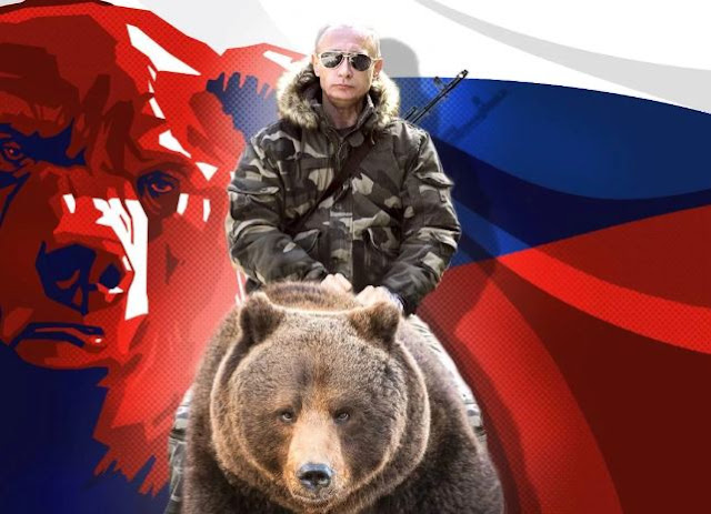 Is Russia in Asia or Europe?