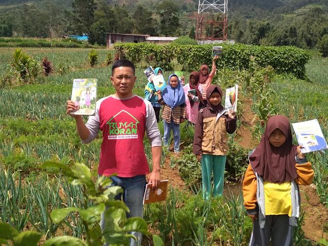 Petani Literasi Petani Masa Depan Indonesia