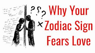 6 Zodiac Signs Fleeing Love