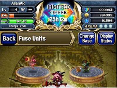 Brave Frontier MOD APK v1.9.2.0 for Android (Global) Terbaru Update 2017