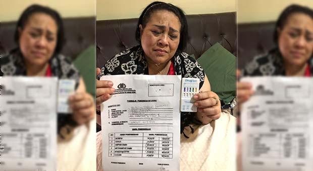 Ditangkap Polisi, Nunung Ngaku 5 Bulan Pakai Sabu Demi Stamina