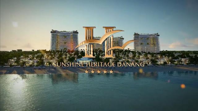 Dự án Sunshine Heritage Đà Nẵng Resort 1 siêu dự án nghỉ dưỡng 6 sao tại Đà Nẵng
