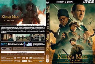 CARATULAKINGS MAN: EL ORIGEN - THE KING'S MAN - 2020