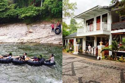 the heritage resort & restaurant, bukit lawang