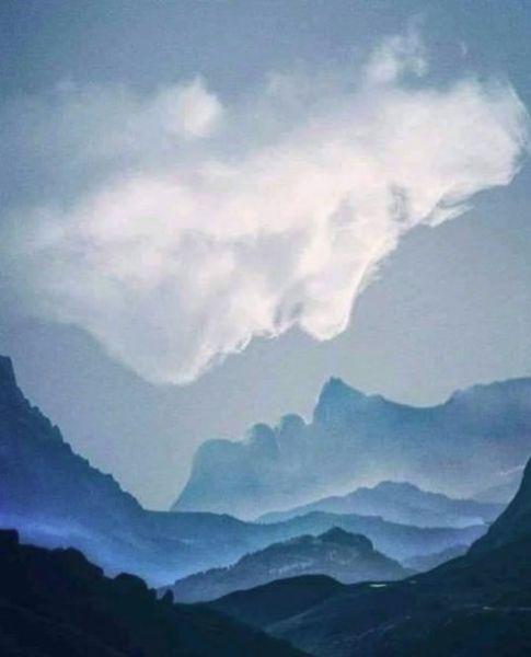 Cand cerul saruta pamantul