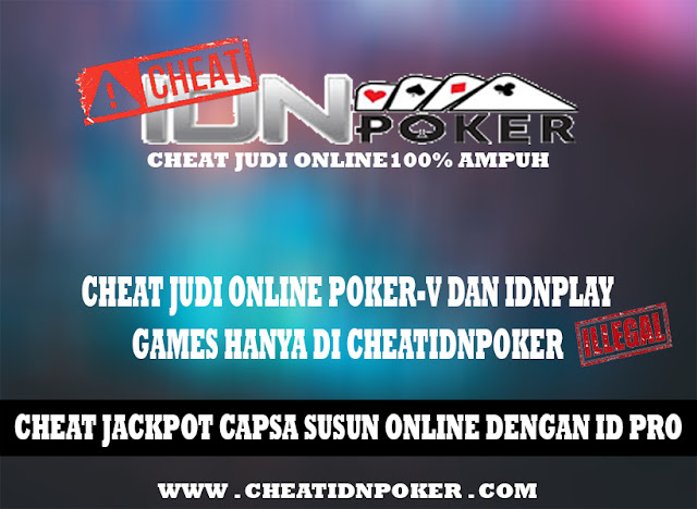 Cheat Jackpot Capsa Susun Online Dengan ID Pro