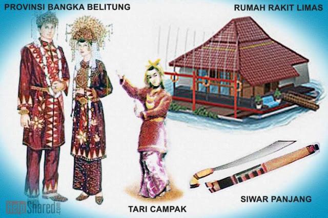 Provinsi Bangka Belitung BABEL