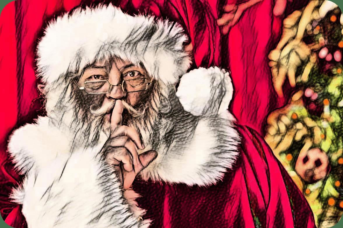 La Storia Babbo Natale.Babbo Natale Storia E Simbolismo Occulto Di Santa Claus 1