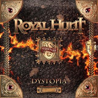 """Ο δίσκος των Royal Hunt """"Dystopia"""""""