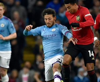 Streaming Bola Manchester United vs Manchester City Carabao Cup Lewat Youtube