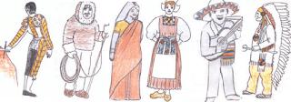 Ülkelerin Kıyafetleri ve Özellikleri
