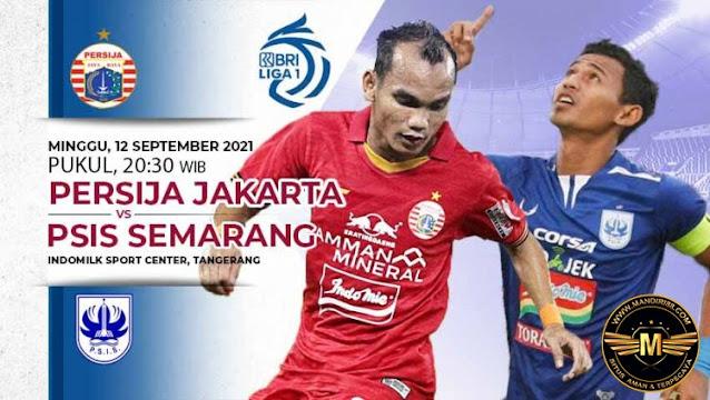 Prediksi Persija Jakarta Vs PSIS Semarang