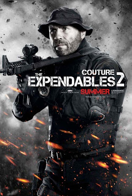 轟天猛將2/浴血任務2(The Expendables 2)觀後感:不求劇情的猛火爆 - 有誌戲