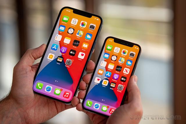 IPhone 12 Pro Max berbagi desain dengan Generasi 12. Faktanya, ini adalah versi Pro reguler yang diperluas, terus menerus.