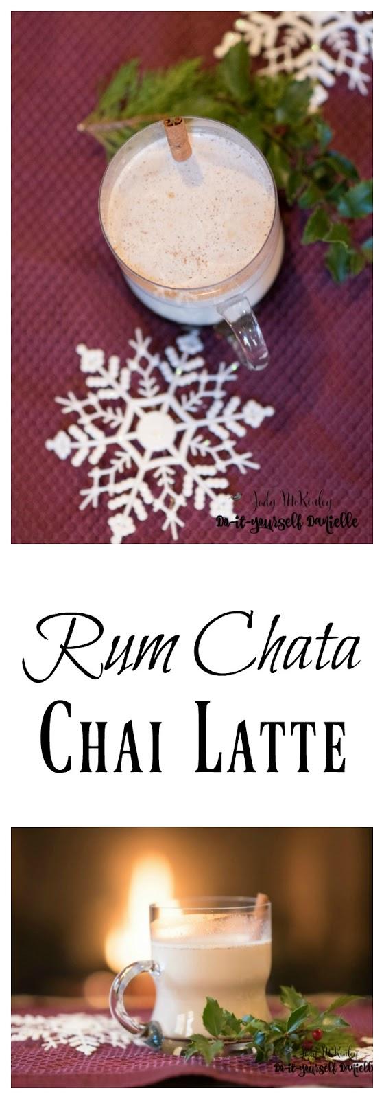 Hot or Cold Chai Rum Chata Recipe