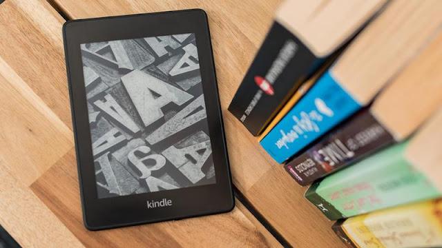 1. Kindle Paperwhite (2018)
