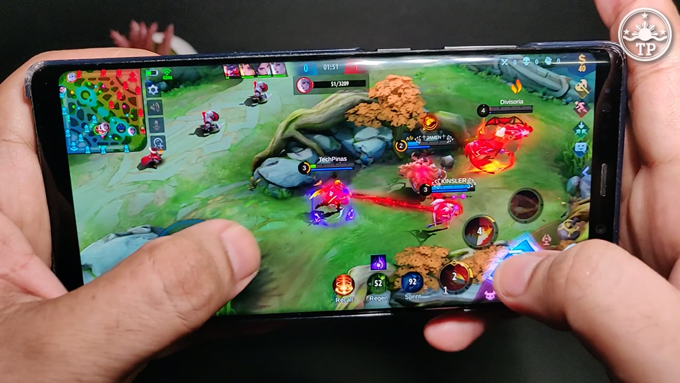 Mobile Legends Bang Bang PLDT Home WiFi Prepaid