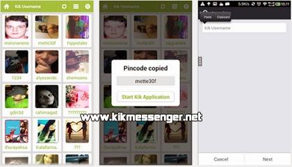 Encuentra nuevos amigos con Find Kik Username