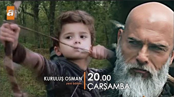 Kurulus Osman Season 3 Episode 1 Urdu Subtitles || Makki Tv Kurulus Osman Season 3