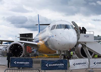 E190 E2 Embraer