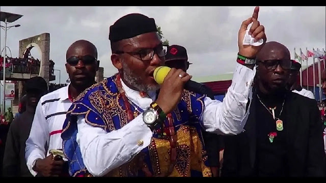 'I'm not like Buhari' – Nnamdi Kanu breaks silence on death rumours