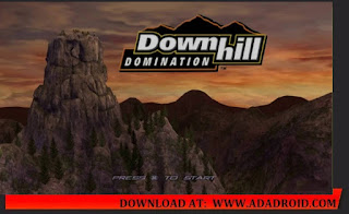 Download Downhill PPSSPP Ukuran Kecil