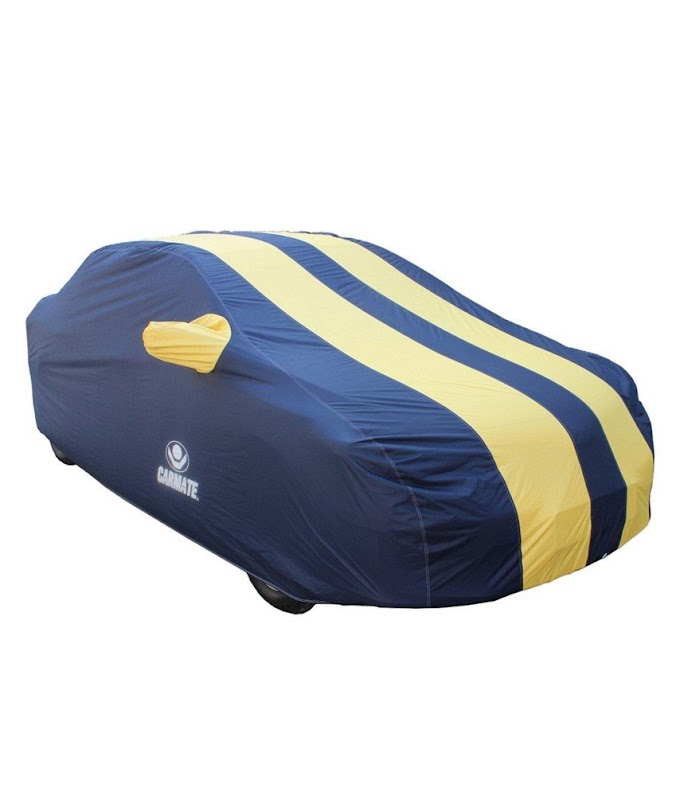Rs,433/- Car Mate Passion Car Body Cover for Maruti Gypsy (Yellow)