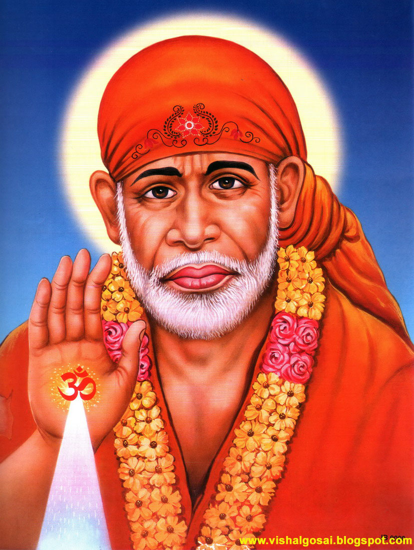 sri sai baba photos