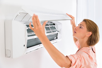 preparing air conditioner for spring