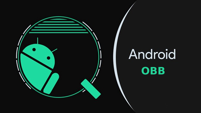 How to install OBB file on Android device