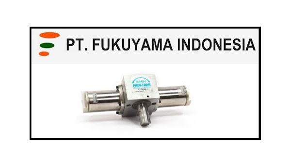 Lowongan Kerja PT. Fukuyama Indonesia Suryacipta Karawang
