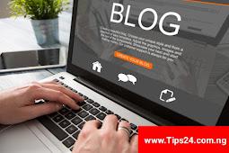 Yadda Ake Fara Blogging-Bude Blog Cikin Sauki