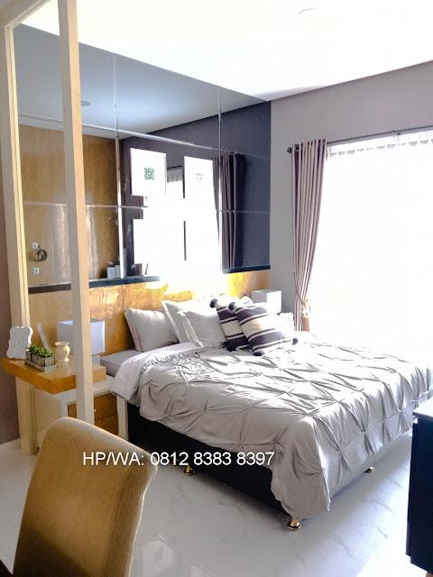 Kamar Tidur Rumah Mewah Termurah Siap Huni Villa Casa Royale Di Kompleks Royal Sumatera Medan Sumatera Utara