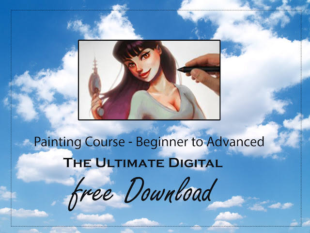 The Ultimate Digital Painting Course - Beginner to Advanced