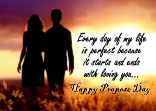 Happy Propose Day  Quotes Sayings