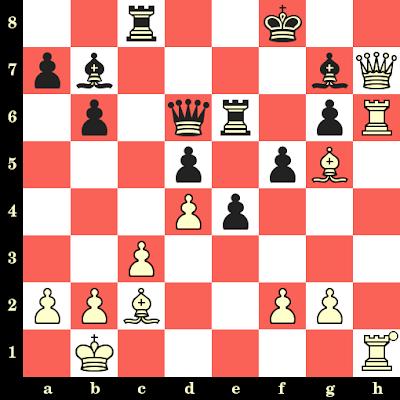 Les Blancs jouent et matent en 4 coups - Pavel Blatny vs Thomas Pioch, Triberg, 1991
