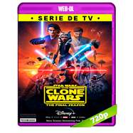 Star Wars: The Clone Wars (S07E01) WEB-DL 720p Latino
